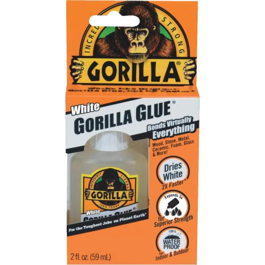 Gorilla 2 Oz. White All-Purpose Glue