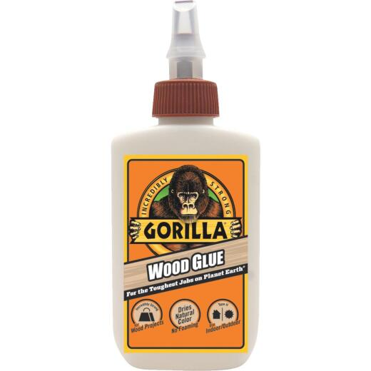 Gorilla 4 Oz. Wood Glue